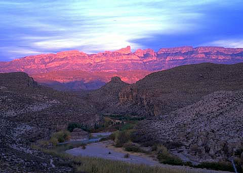 Travel Essays Big Bend National Park Texas